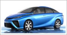 環境に優しい次世代自動車